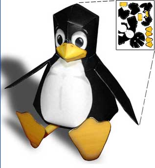 The History Of Tux The Linux Penguin Wikiid